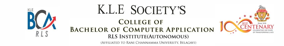 KLE's BCA College